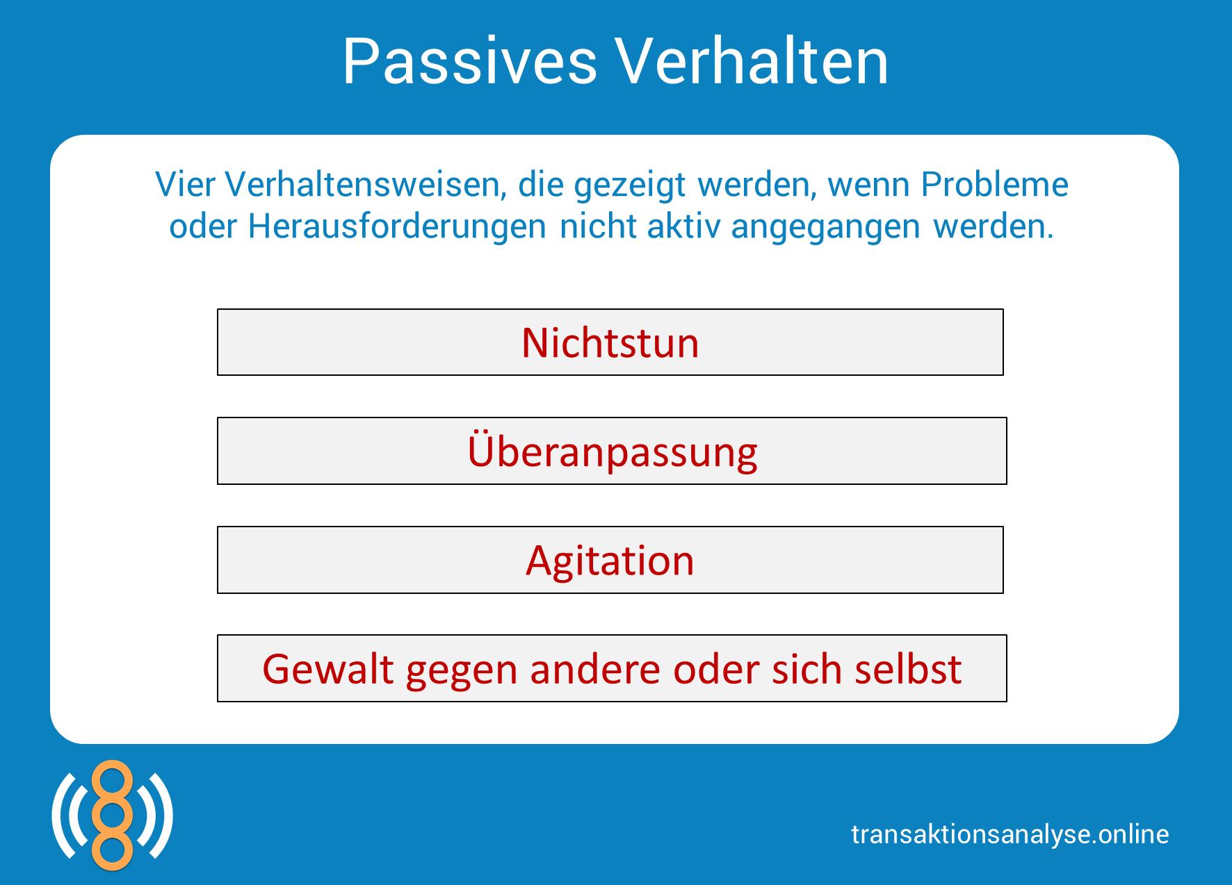 Passives Verhalten