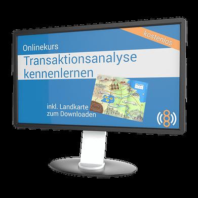 Transaktionsanalyse kennenlernen - kostenloser Onlinekurs