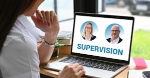 Online-Supervision