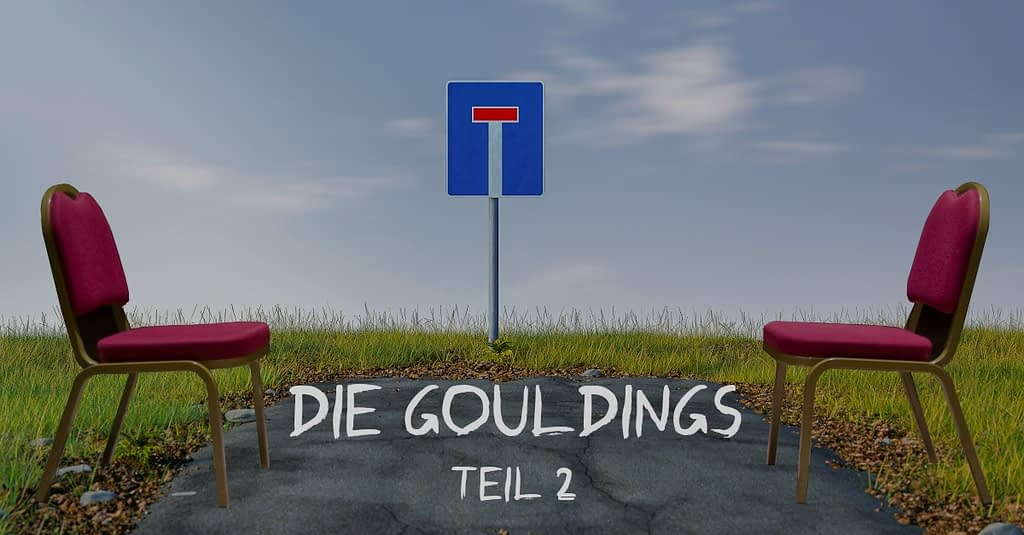 Goulding-Serie - Teil 2