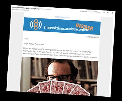 Transaktionsanalyse.online Insider