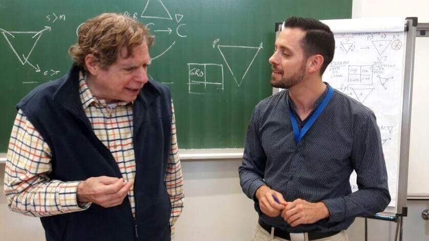 Stephen Karpman und Steffen Raebricht